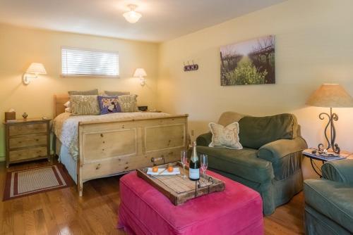 Aurora Park Cottages - Accommodation - Calistoga
