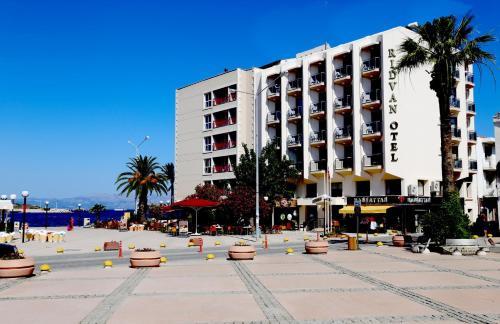 Cesme Rıdvan Hotel harita