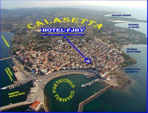 . Hotel Fjby