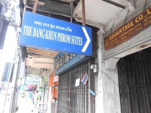 The Bang Khun Phrom Suites photo 18