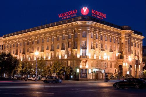 . Hotel Volgograd
