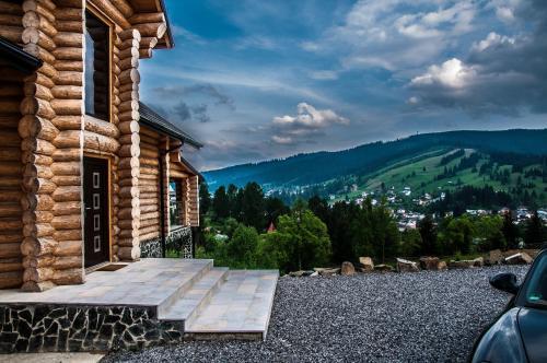 Cabana Deac - Luxury Chalet - Accommodation - Vatra Dornei