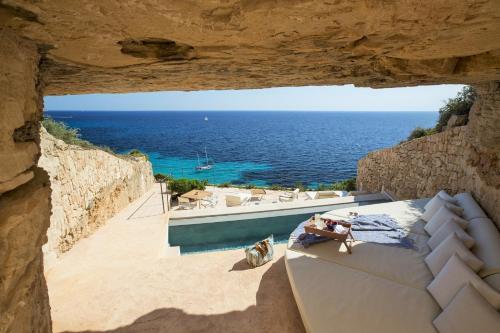 Deluxe Doppelzimmer mit Meerblick Cap Rocat, a Small Luxury Hotel of the World 6