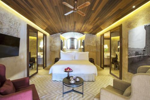 Deluxe Doppelzimmer mit Meerblick Cap Rocat, a Small Luxury Hotel of the World 7