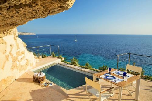 Deluxe Doppelzimmer mit Meerblick Cap Rocat, a Small Luxury Hotel of the World 13