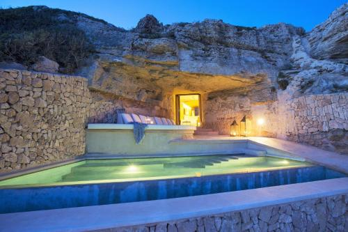 Deluxe Doppelzimmer mit Meerblick Cap Rocat, a Small Luxury Hotel of the World 10