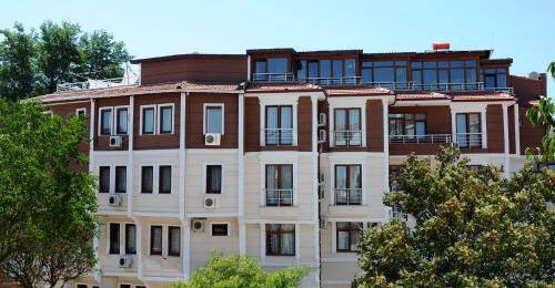Gokceada Town Ozbek Hotel adres