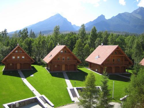 Zrubovy Dom Tatry - Chalet - Vysoké Tatry