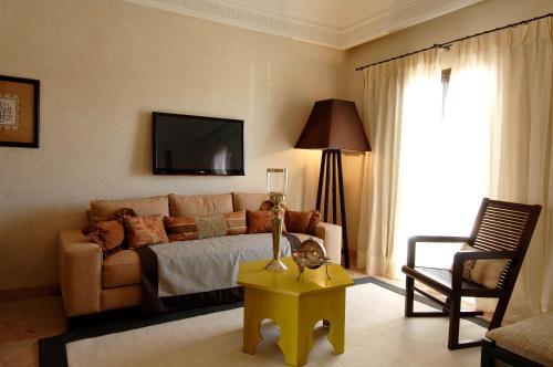 Le Riad Villa Blanche istabas fotogrāfijas