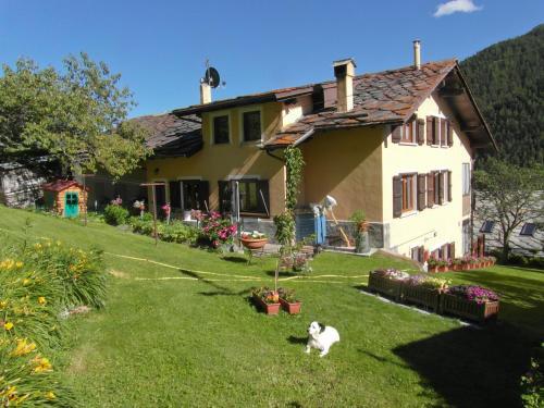 Apartment Chez Nous - Saint-Oyen