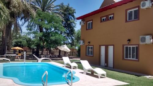 Фото отеля Cabanas Ensueno del Lago