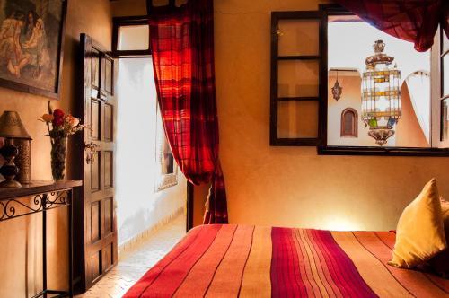 Riad Bahia istabas fotogrāfijas