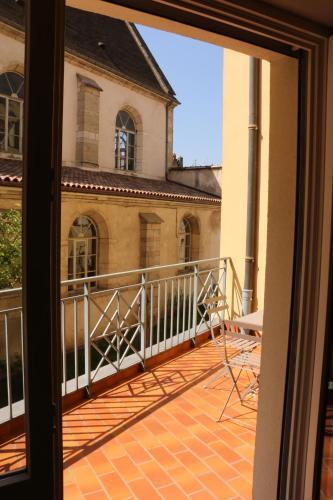 Appartement Le Saint-Etienne avec Terrasse - Location saisonnière - Beaune