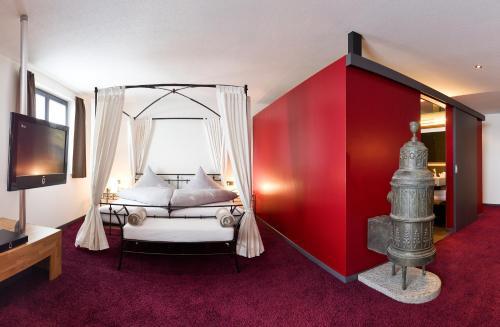 Фото отеля Wohlfuhlhotel Hubertushof