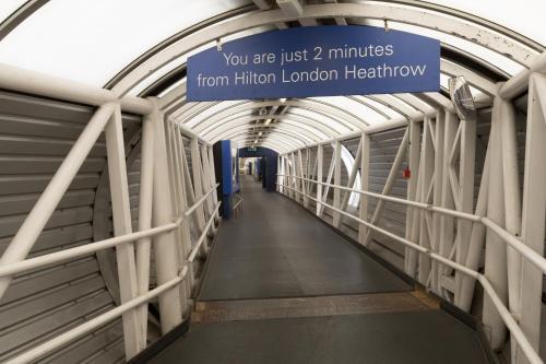 Terminal 4, Heathrow, Hounslow, TW6 3AF, England.