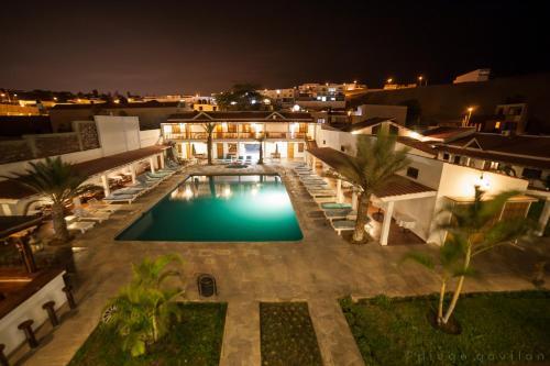 . Hotel El Huarango