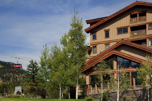 Teton Mountain Lodge and Spa, a Noble House Resort - Accommodation - Teton Village