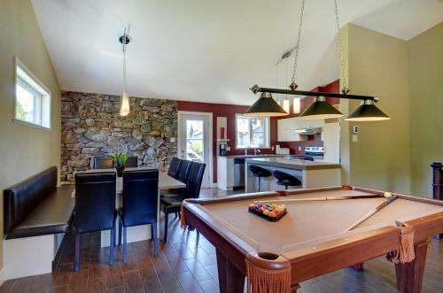 Accommodation in Charlevoix-Est