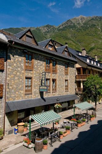 . Hotel Avenida Benasque
