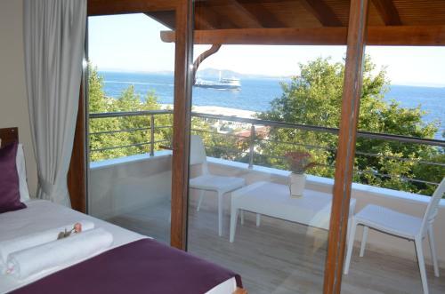 Marmara Adasi Ada Palas Otel harita