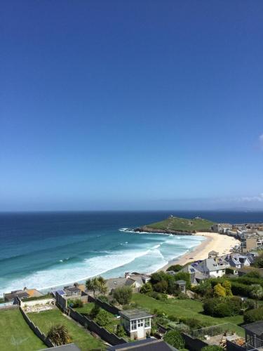 Ten Ocean View, St Ives, Cornwall