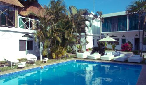 . Villa das Mangas Garden Hotel