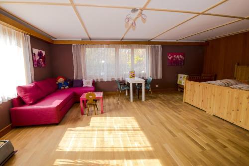 Purplehouse - Accommodation - Langnau