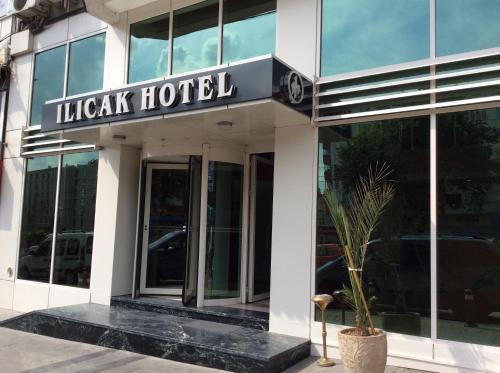 Istanbul Ilıcak Hotel odalar