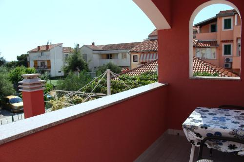 Apartman (2 odrasle osobe + 1 dijete) s pogledom na more (Apartment (2 Adults + 1 Child) with Sea View)