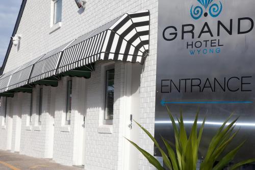 . Grand Hotel and Studios