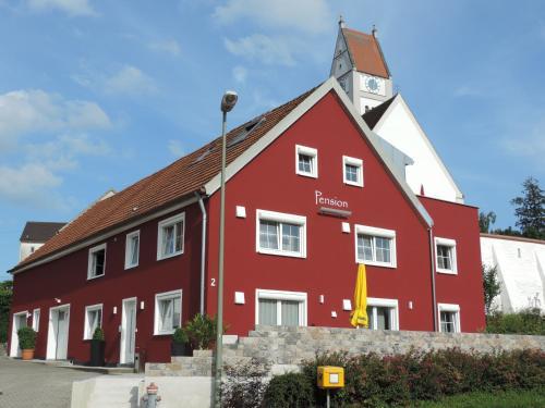 . Pension am Kirchberg