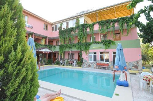 Pamukkale Hotel Pamukkale ulaşım