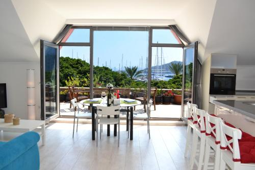 Göcek Sybelle Suites by Villa Safiya yol tarifi