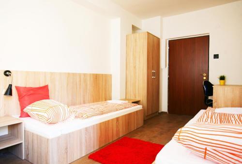 Hotel-overnachting met je hond in Hostel Bratislava by Freddie - Bratislava - Stare Mesto