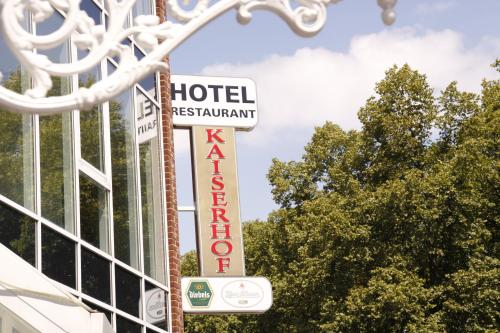 . Hotel Kaiserhof Wesel