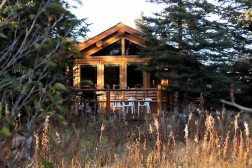 Фото отеля Moose Cabin