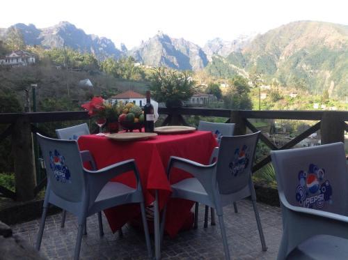 Quinta Vista para o Pico, Santana