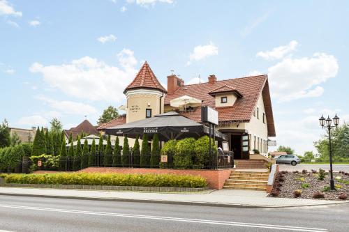 . Hotel Krzyski