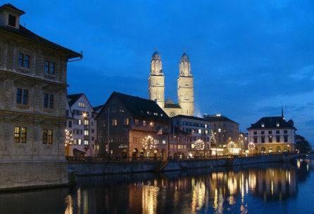 Hotel Villette City Center - Bellevue, 8001 Zürich