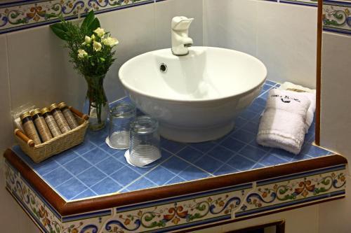 Doppelzimmer - Einzelnutzung Hotel Rural Masía la Mota 18