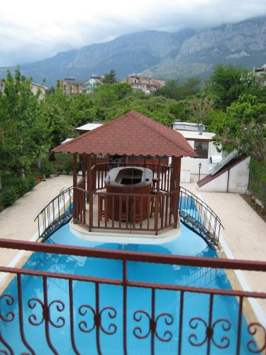 Kemer Paradise Holiday Homes odalar