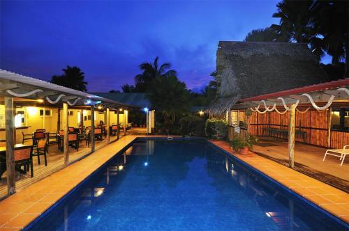 Фото отеля Kosrae Nautilus Resort