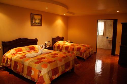 . Hotel Las Brumas