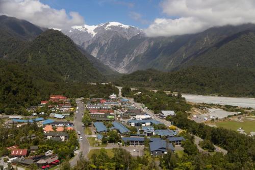 State Highway 6, Franz Josef Glacier, 7856, New Zealand.