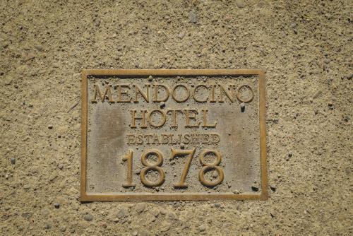 Mendocino Hotel & Garden - Mendocino, CA 95460