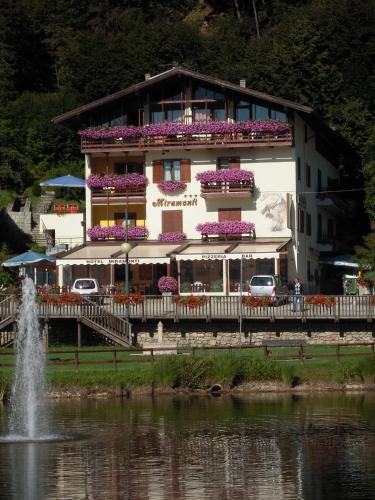 Accommodation in Garniga Terme