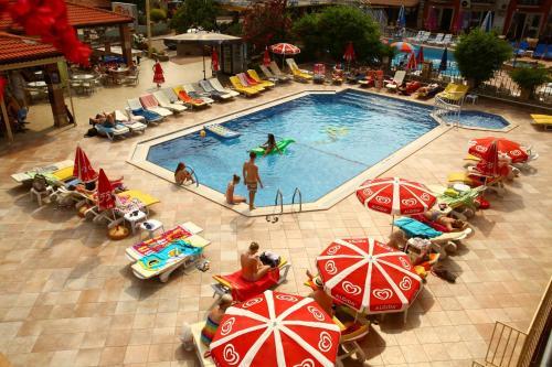 Oludeniz Turk Hotel yol tarifi