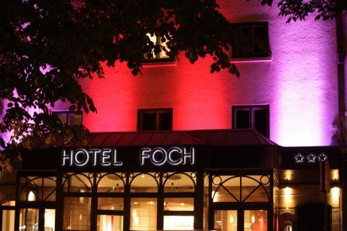 Hôtel Foch