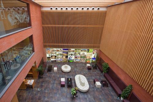 Habitación Doble con vistas ELE Enara Boutique Hotel 39