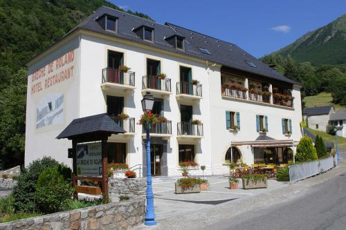 Accommodation in Gèdre